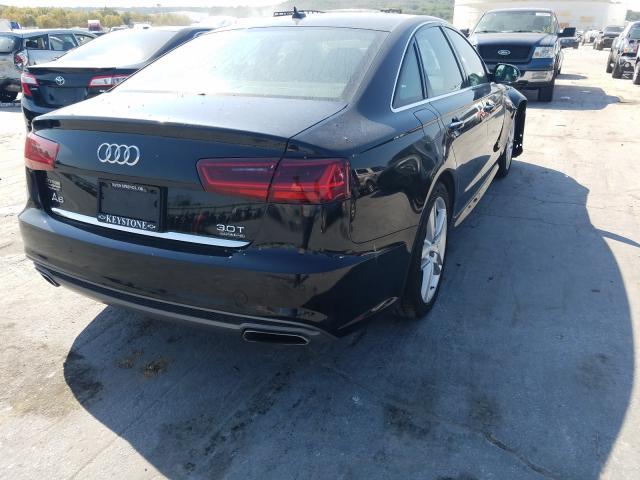 цена в сша 2016 Audi A6 Premium 3.0L WAUFGAFC3GN043366