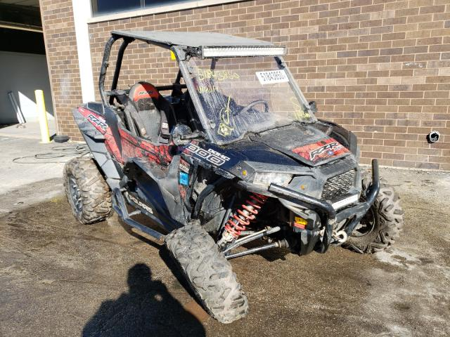 Salvage cars for sale from Copart Cudahy, WI: 2018 Polaris RZR 1000 X