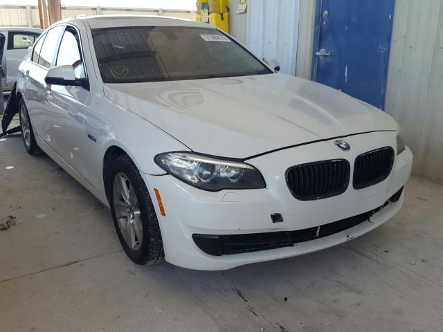 2014 BMW 528 I WBA5A5C55ED504676