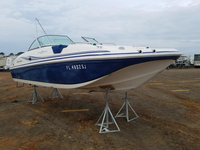 Hurricane Boat salvage cars for sale: 2012 Hurricane Boat