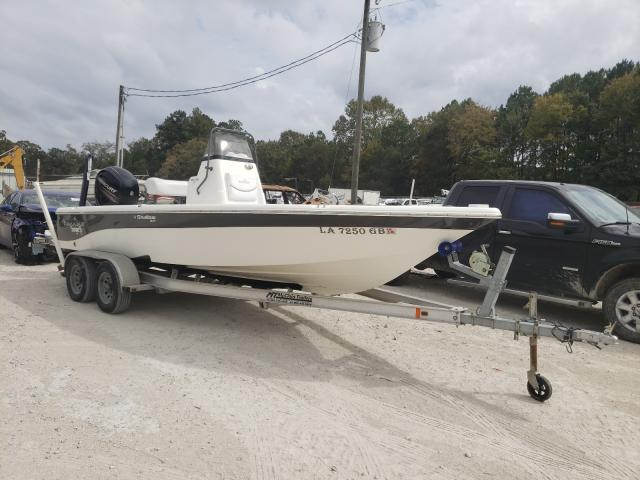 Salvage boats for sale at Greenwell Springs, LA auction: 2014 Nauticstar Boat