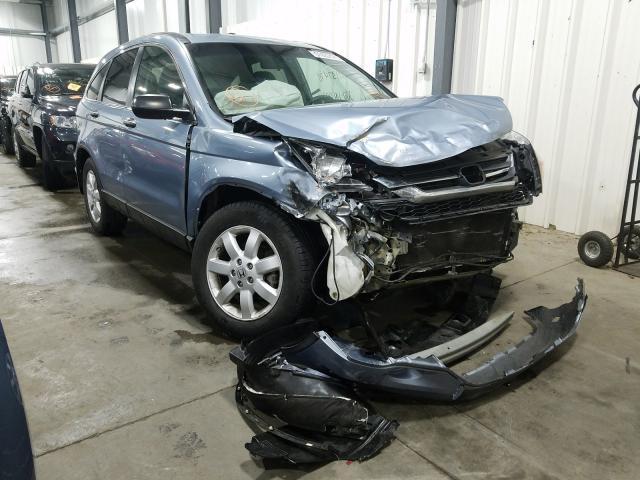 Vehiculos salvage en venta de Copart Ham Lake, MN: 2011 Honda CR-V SE