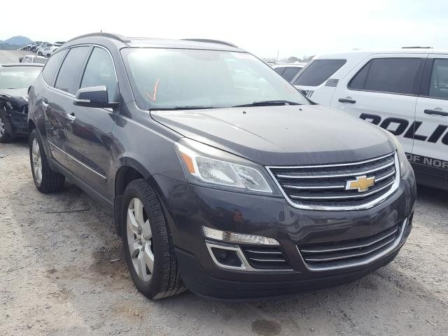 Chevrolet Traverse salvage cars for sale: 2013 Chevrolet Traverse