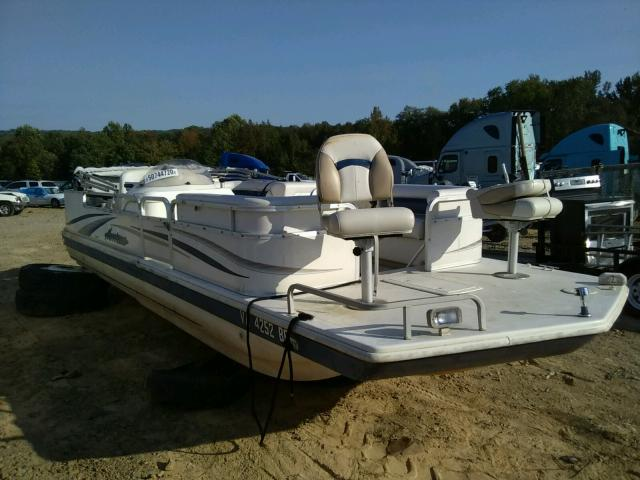 Hurricane Boat salvage cars for sale: 2005 Hurricane Boat
