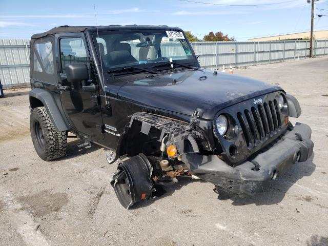Salvage cars for sale from Copart Lexington, KY: 2013 Jeep Wrangler S