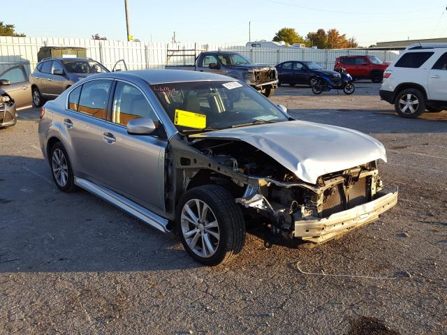 Salvage cars for sale from Copart Lexington, KY: 2013 Subaru Legacy 2.5