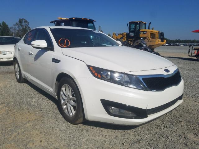 KIA salvage cars for sale: 2012 KIA Optima LX
