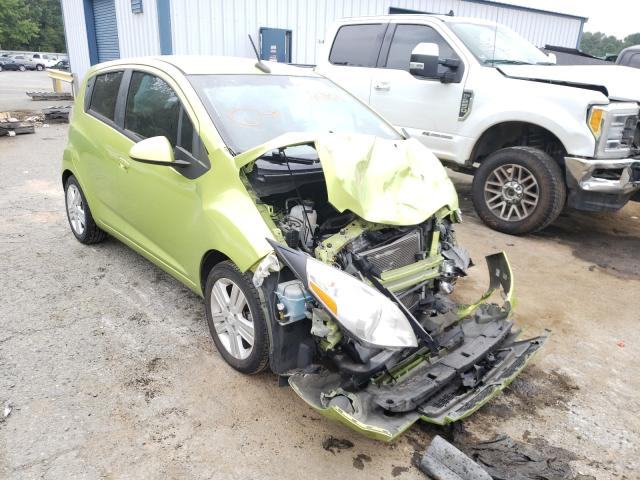 Salvage cars for sale from Copart Shreveport, LA: 2013 Chevrolet Spark LS