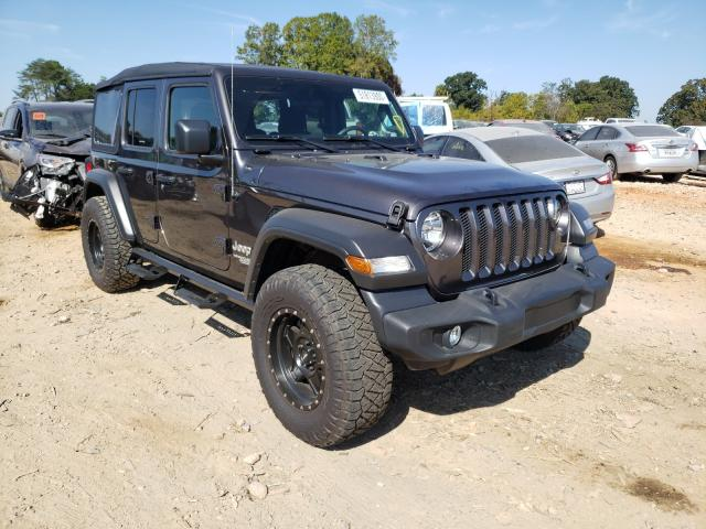 Vehiculos salvage en venta de Copart China Grove, NC: 2020 Jeep Wrangler U