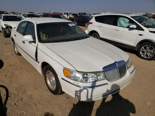 Lincoln salvage cars for sale: 2001 Lincoln Town Car E
