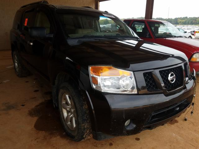 Nissan salvage cars for sale: 2015 Nissan Armada SV