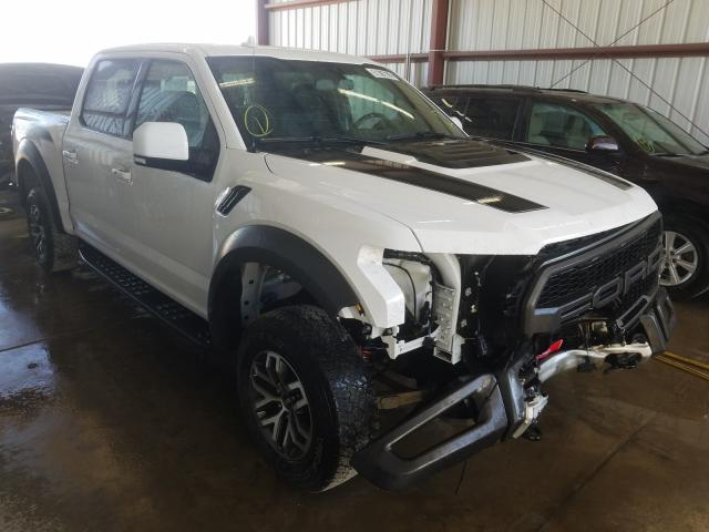 Salvage cars for sale from Copart Helena, MT: 2020 Ford F150 Rapto