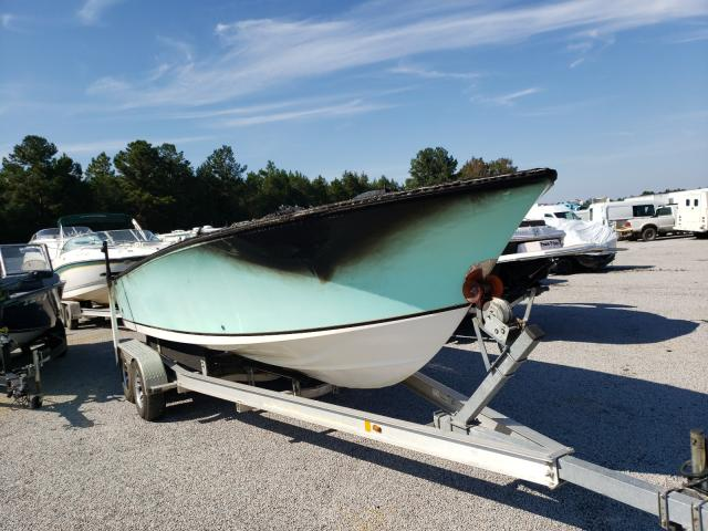 Salvage cars for sale from Copart Harleyville, SC: 2005 Seacat Boat