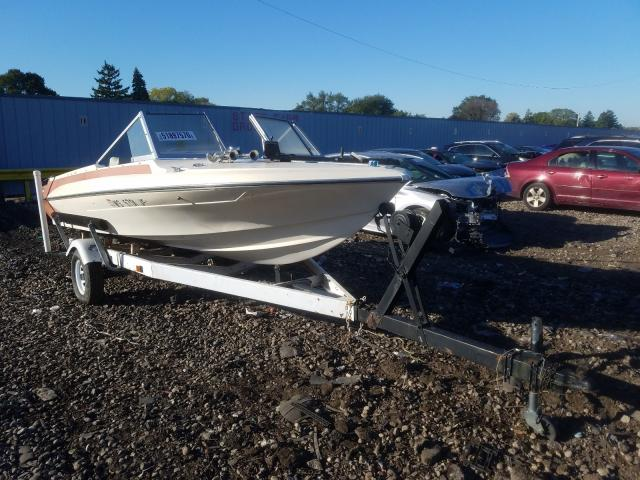 Glastron Boat With Trailer salvage cars for sale: 1974 Glastron Boat With Trailer