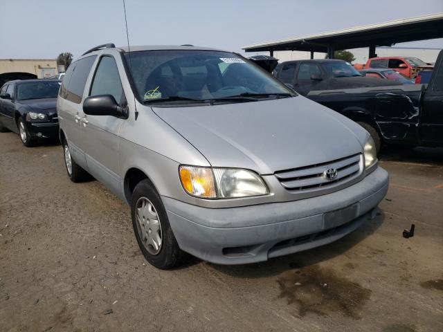 auto auction ended on vin 4t3zf19c33u516250 2003 toyota sienna ce in ca hayward autobidmaster