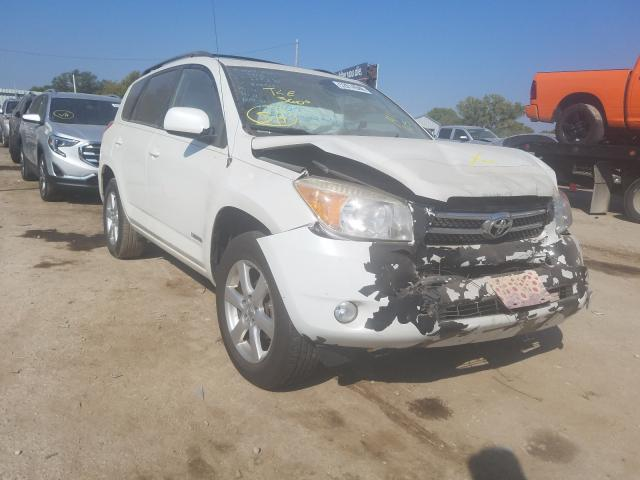 Salvage cars for sale from Copart Wichita, KS: 2007 Toyota Rav4