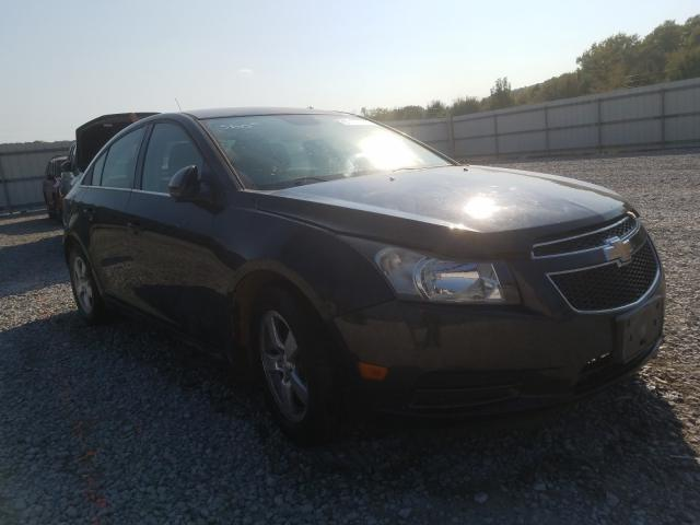 Salvage cars for sale at Prairie Grove, AR auction: 2013 Chevrolet Cruze LT