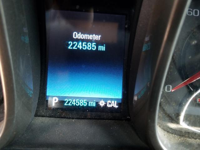 1G11C5SL8FF170850 2015 Chevrolet Malibu 1Lt 2.5L