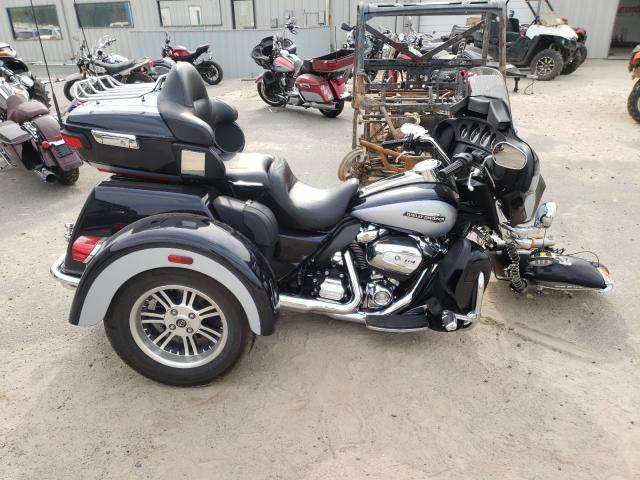 Salvage cars for sale from Copart Conway, AR: 2019 Harley-Davidson Flhtcutg