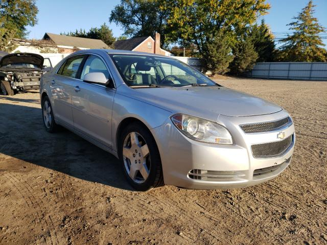 Chevrolet salvage cars for sale: 2009 Chevrolet Malibu 2LT
