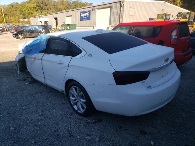 купить 2017 Chevrolet Impala Lt 3.6L 2G1105S32H9111989