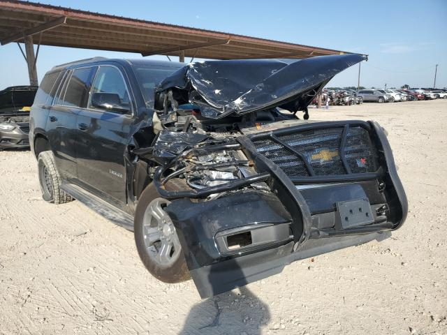 Salvage cars for sale from Copart Temple, TX: 2020 Chevrolet Tahoe K150