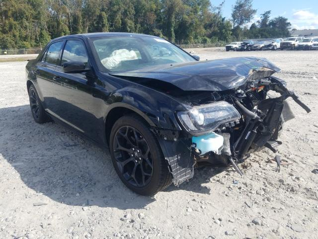 Salvage cars for sale from Copart Tifton, GA: 2019 Chrysler 300 Touring