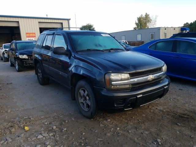 Salvage cars for sale from Copart Duryea, PA: 2004 Chevrolet Trailblazer