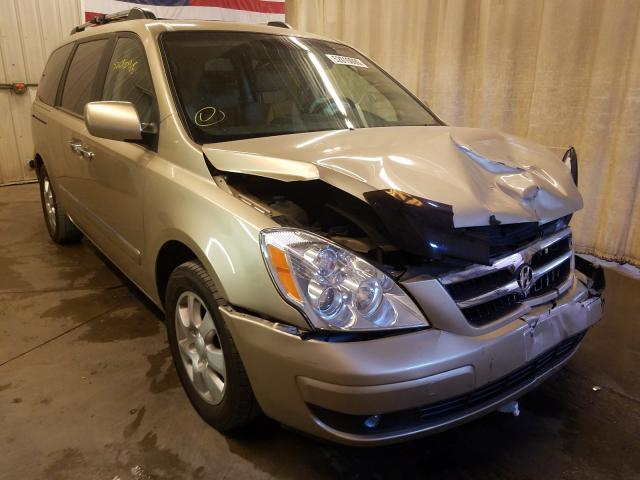 Salvage cars for sale from Copart Avon, MN: 2008 Hyundai Entourage