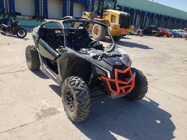 Salvage cars for sale from Copart Columbus, OH: 2020 Can-Am Maverick X