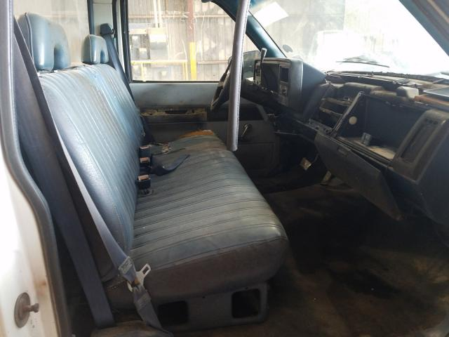 1992 GMC SIERRA C15 - Left Rear View