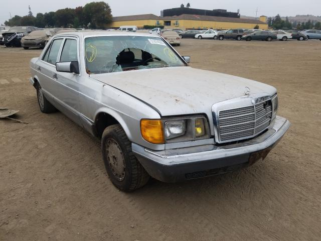 Salvage cars for sale from Copart San Martin, CA: 1981 Mercedes-Benz 300 SD