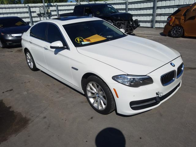 BMW salvage cars for sale: 2014 BMW 535 D