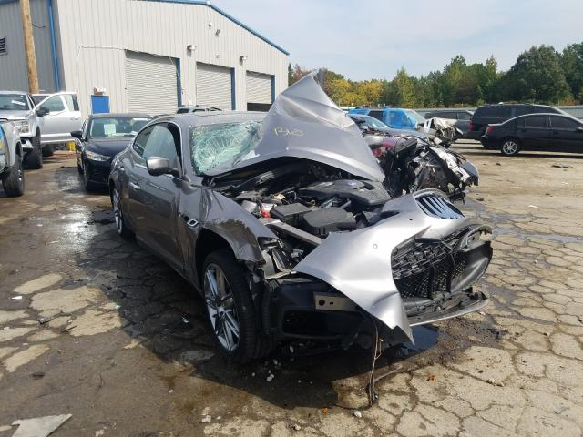 Maserati Quattropor salvage cars for sale: 2017 Maserati Quattropor