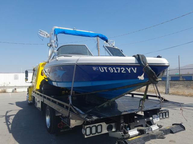 Salvage 2005 SAN MP for sale