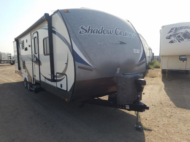Cruiser Rv Vehiculos salvage en venta: 2014 Cruiser Rv Shadow CRU
