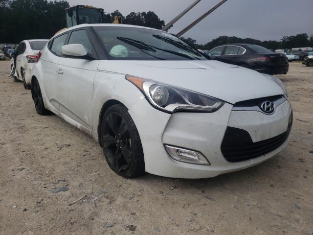 Hyundai Veloster salvage cars for sale: 2014 Hyundai Veloster