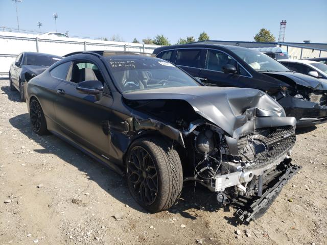Salvage cars for sale from Copart Finksburg, MD: 2019 Mercedes-Benz C 43 AMG
