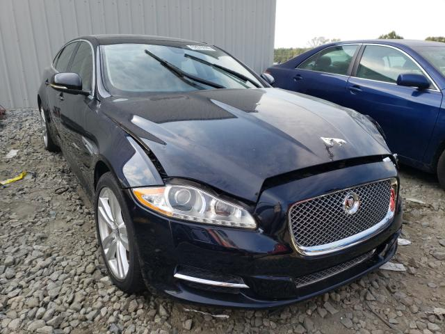 Jaguar salvage cars for sale: 2012 Jaguar XJL