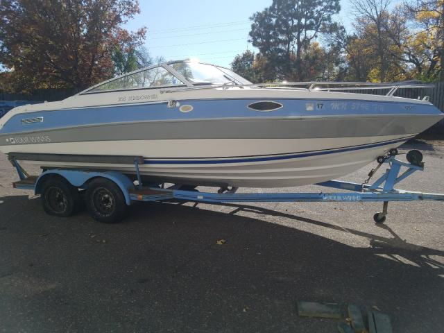 Four Winds salvage cars for sale: 1991 Four Winds Sundowner