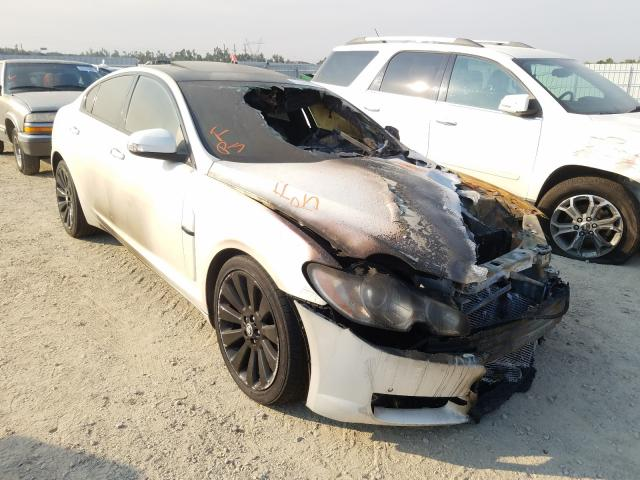 Salvage cars for sale from Copart Anderson, CA: 2009 Jaguar XF Premium