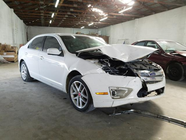 Ford Fusion SEL salvage cars for sale: 2011 Ford Fusion SEL