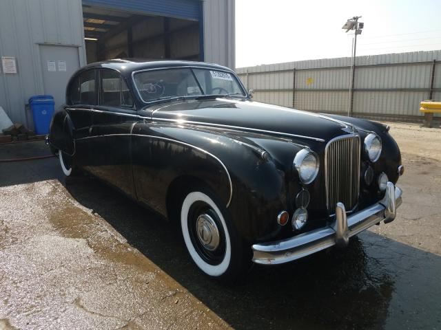 Jaguar salvage cars for sale: 1955 Jaguar Mark VII