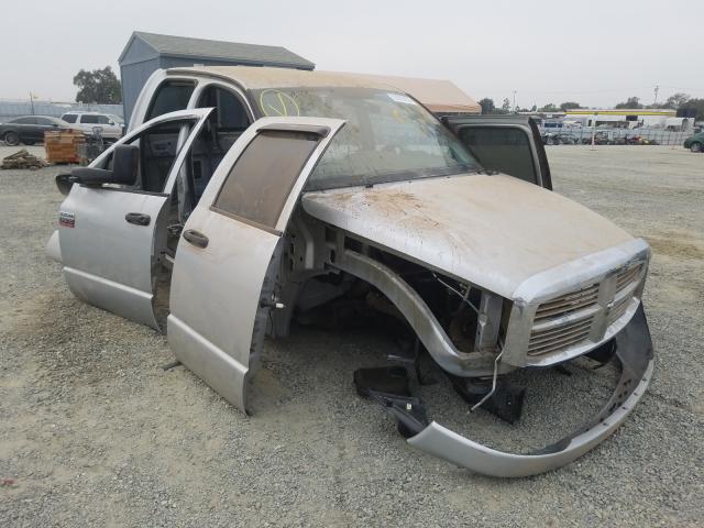 Dodge salvage cars for sale: 2009 Dodge RAM 2500