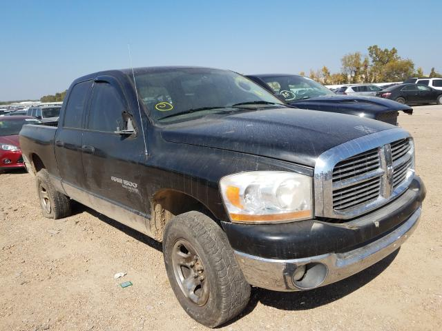 Salvage cars for sale from Copart Bridgeton, MO: 2006 Dodge RAM 1500 S