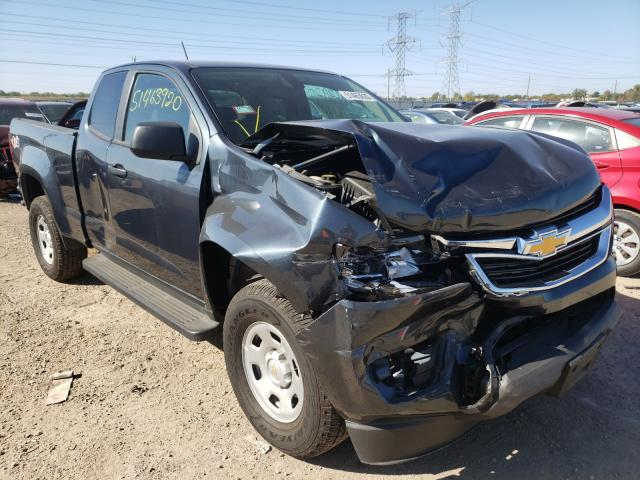 Salvage cars for sale from Copart Elgin, IL: 2019 Chevrolet Colorado