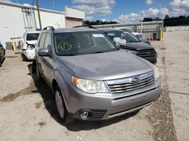 Salvage cars for sale from Copart Montgomery, AL: 2009 Subaru Forester 2
