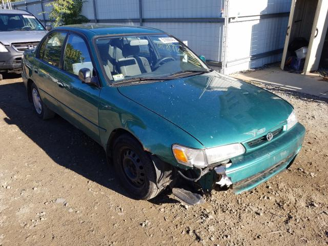 Toyota Corolla salvage cars for sale: 1997 Toyota Corolla