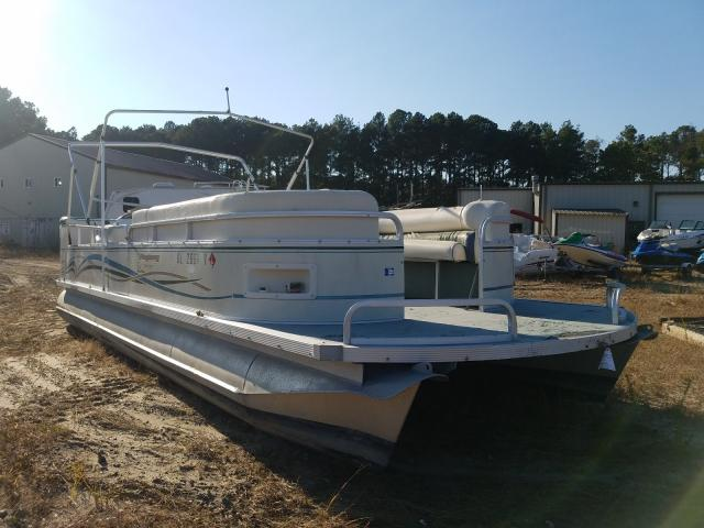 Salvage cars for sale from Copart Seaford, DE: 2000 Playmor Yachtsman