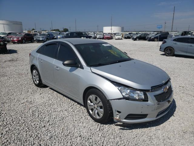 Salvage cars for sale from Copart Tulsa, OK: 2013 Chevrolet Cruze LS
